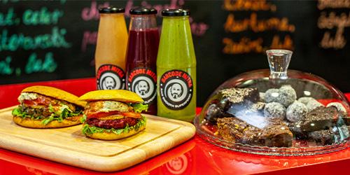 barcode mitra burgeri, deserti i smoothieji