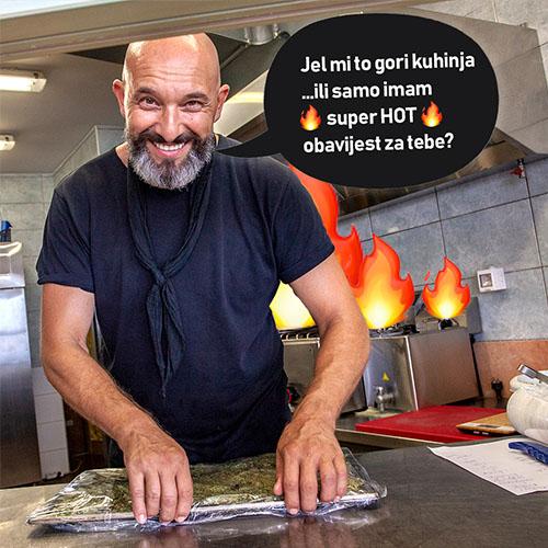 mitar pejanović u kuhinji