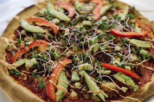 veggie pizza barcode mitra